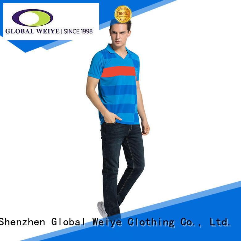 polo sport shirt high quality for guys Global Weiye