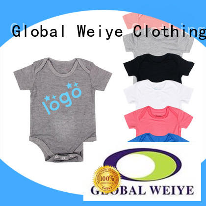 Global Weiye baby suit lovely rompers for sale