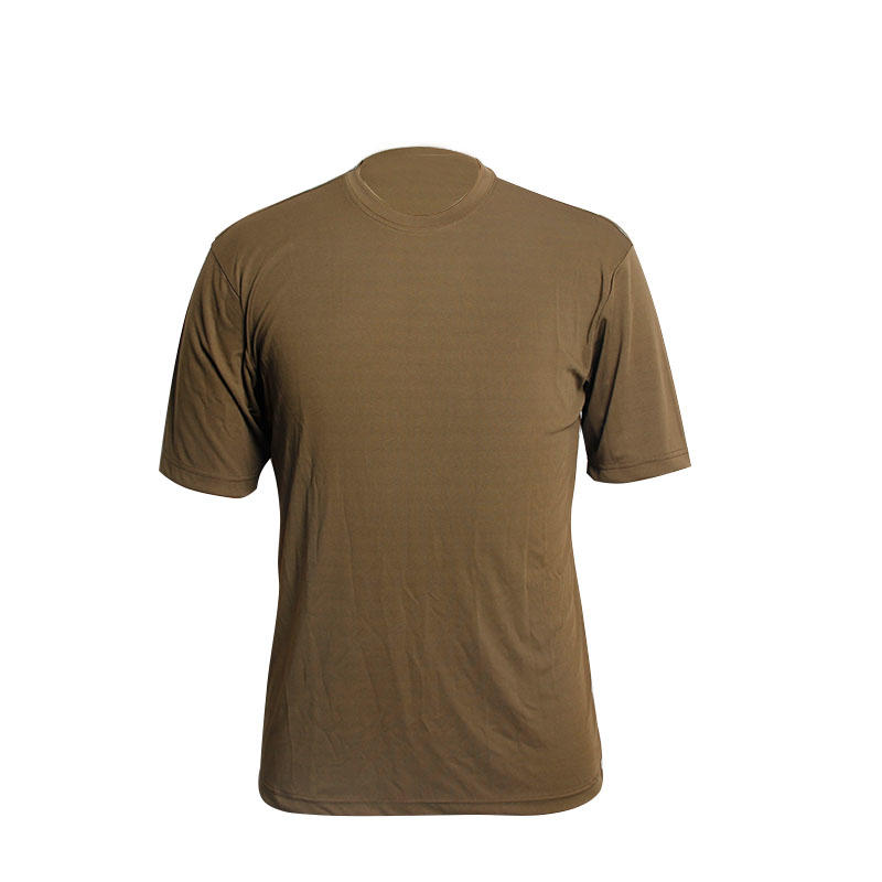 Blank t shirt 100 cotton mens round neck green color