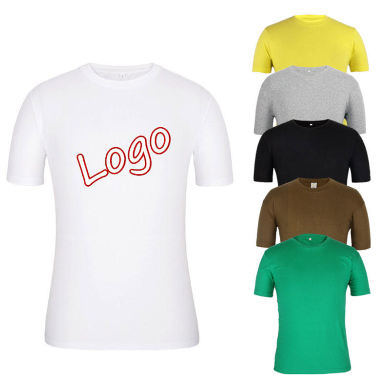T shirt custom Printing logo High Quality for men