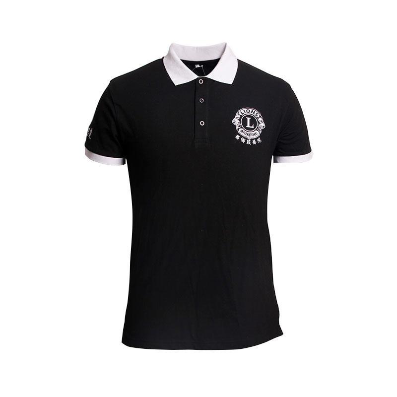 Global Weiye shirt men polo shirt logo