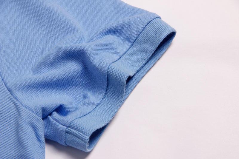 polo shirts t shirts shirt slim embroidery Global Weiye Brand company