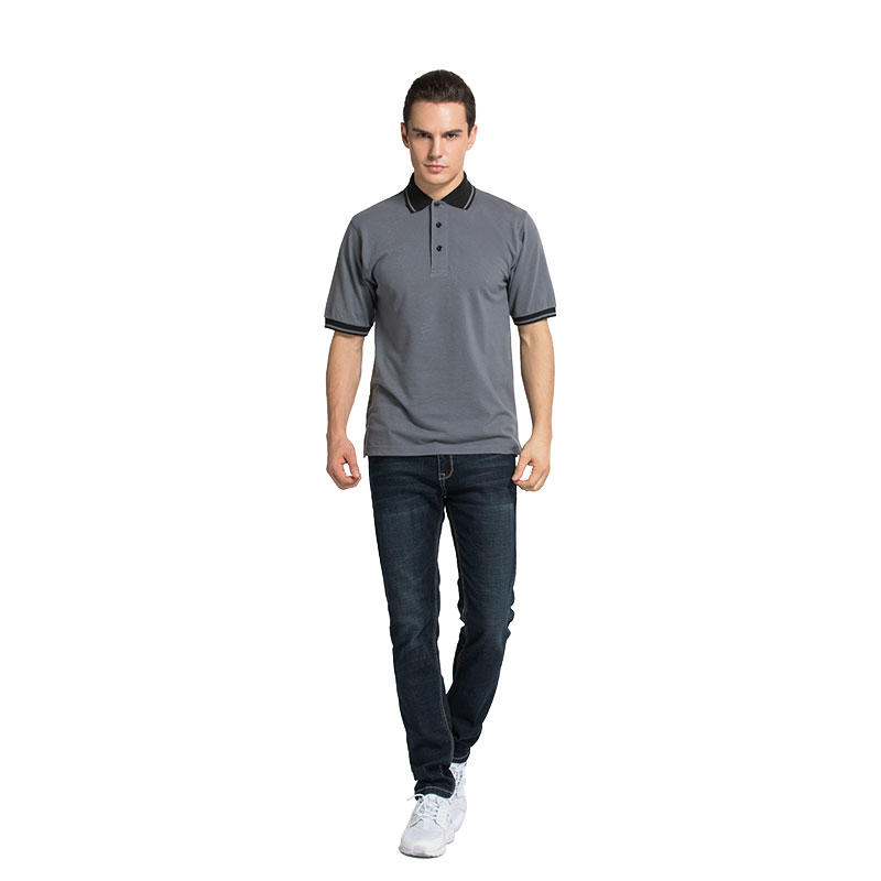 Blank Polo shirt Custom 100% cotton Wholesale China