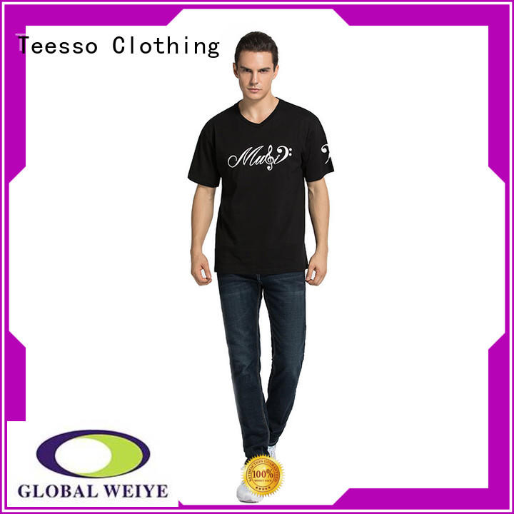 Teesso transfer printed shirts online printing your own photo for women