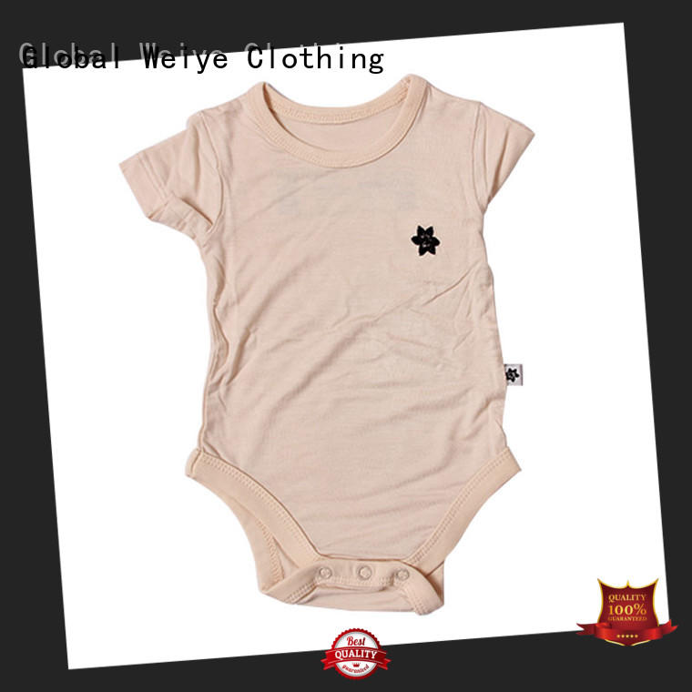 designed baby suit hot sale for baby Global Weiye
