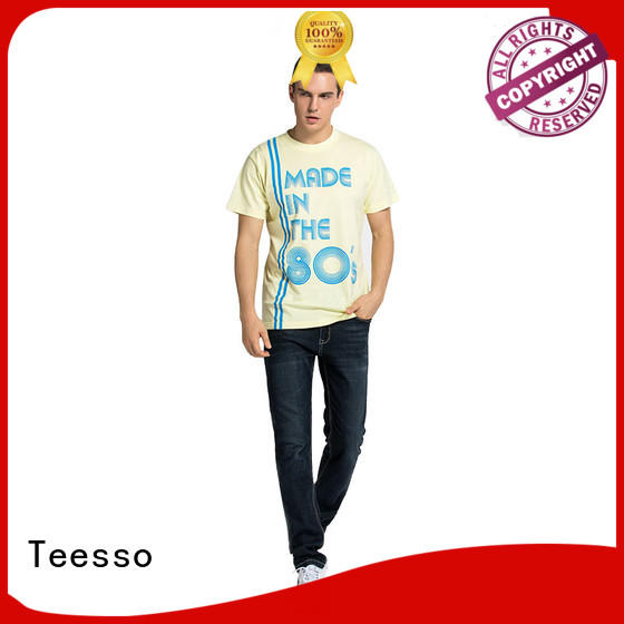 Teesso cotton t shirt printing design printing your own photo for ladies