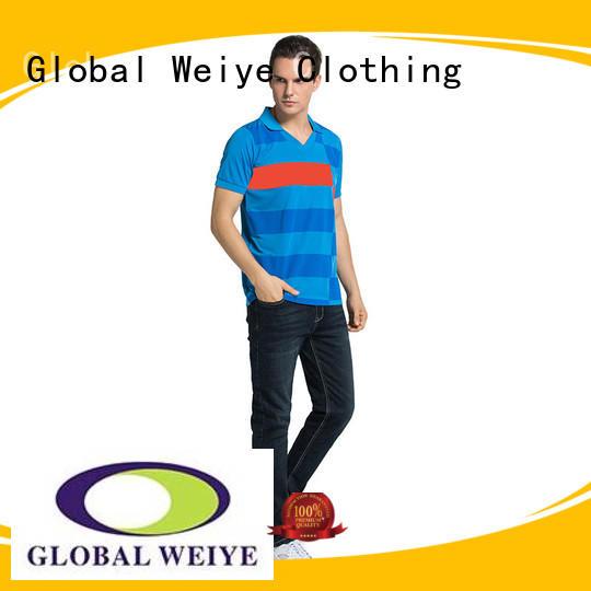 mens polo tops shirt from china Global Weiye