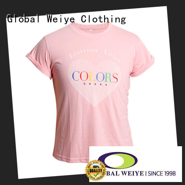 colorful mens fashion tee shirts cotton for festival Global Weiye