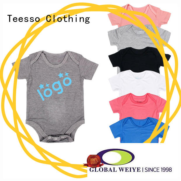 Teesso infant girl clothes oem for sale