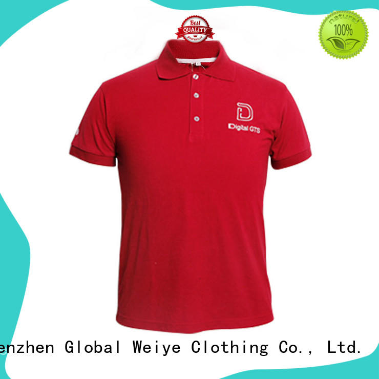 high quality polo shorts mens hot sale from china Global Weiye
