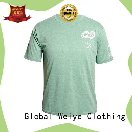 handsome mens tee shirts hot sale for festival Global Weiye