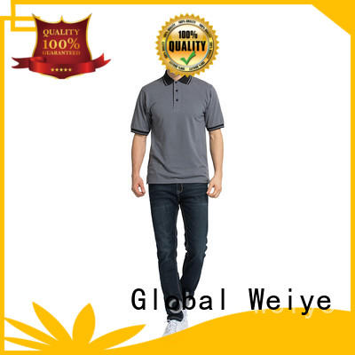 polo  mens polo tees your Global Weiye