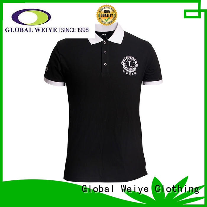 cuff men polo shirt promotion for men