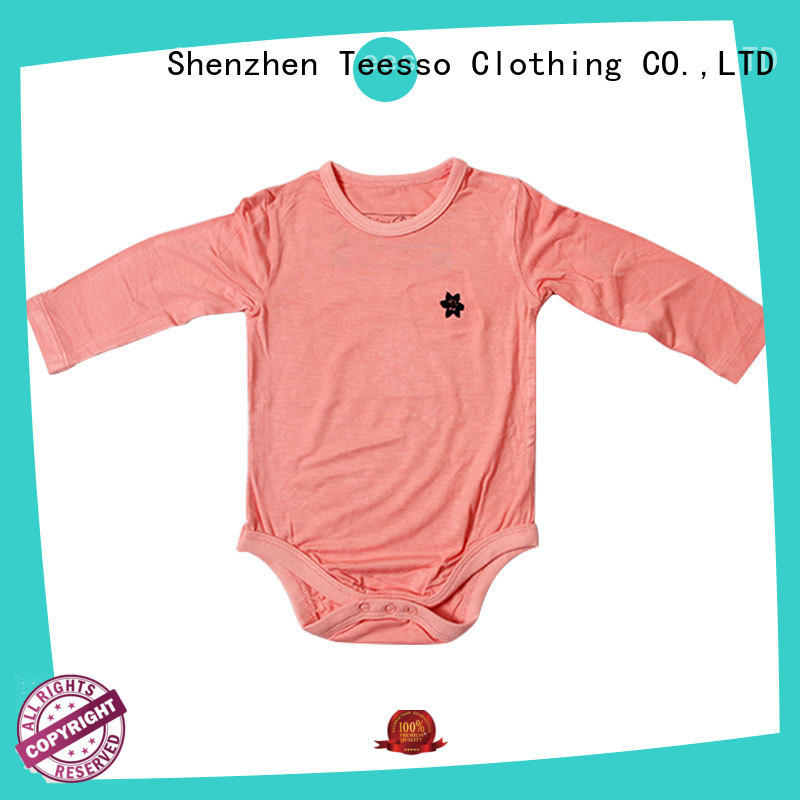 Teesso baby girl rompers manufacturers for girl