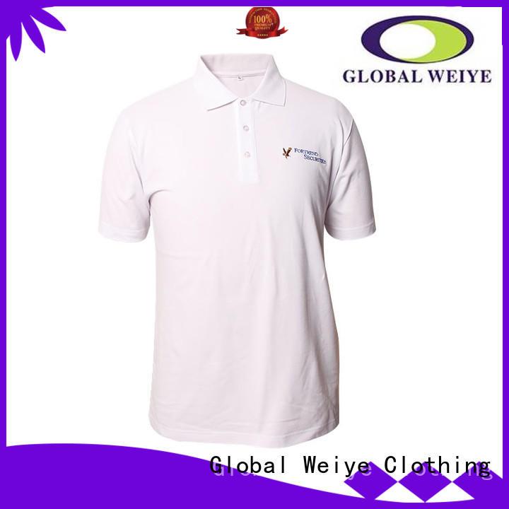 polo mens long sleeve polo tops own Global Weiye