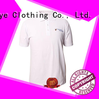 Global Weiye fashion knitted polo shirt mens on tee for men