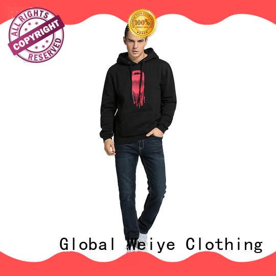 Global Weiye Brand 35 lightweight hoodie pullover factory