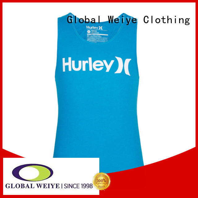 sports tank tops mens for men Global Weiye