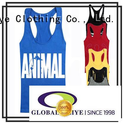 Global Weiye top nice tank tops mens bodybuilding shenzhen