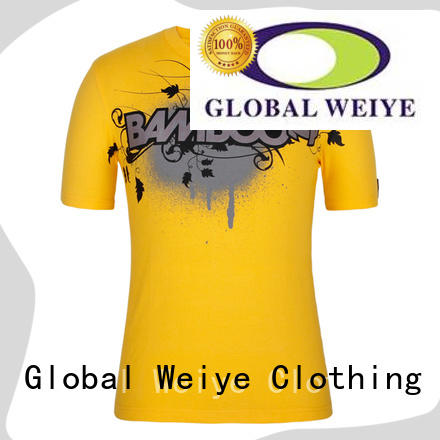 size good t shirts for men manufacturer for festival Global Weiye
