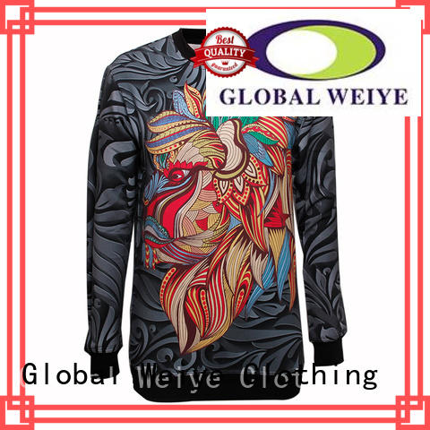 sport sweatshirt for women Global Weiye