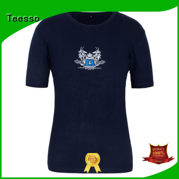 clothes men's fashion t shirts supply for promotion