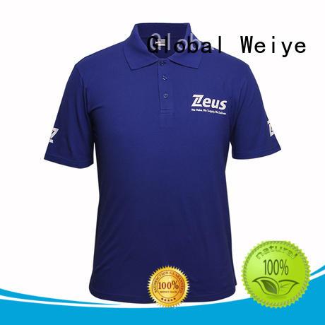 team polo shirts custom in china