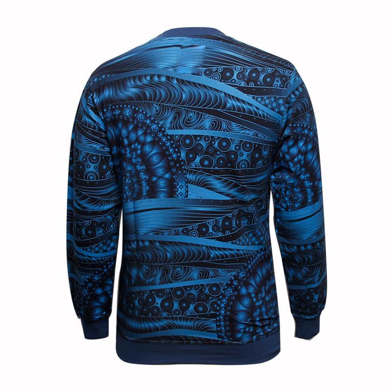 Sweatshirt  Sublimation Printed Mens Wholesale