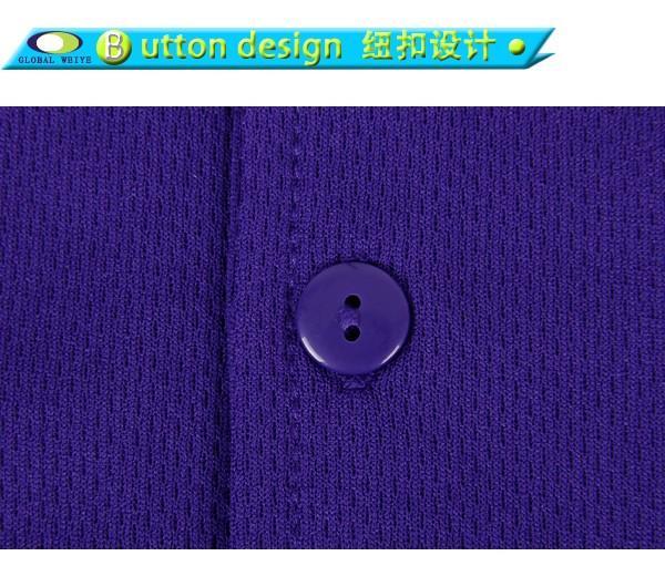 Global Weiye sublimation custom made baseball shirts baseball wholesale