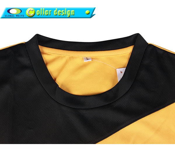 soccer quality jersey Global Weiye Brand soccer shirts supplier