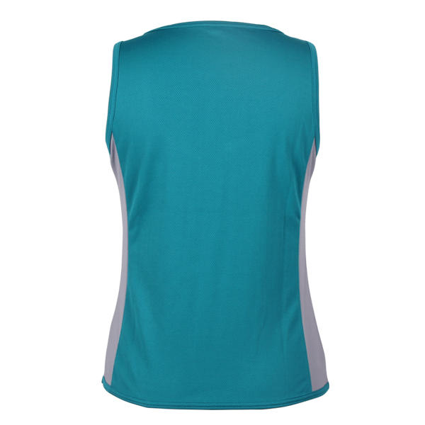 Women New design quick dry Running singlet yoga t shirt into tank top