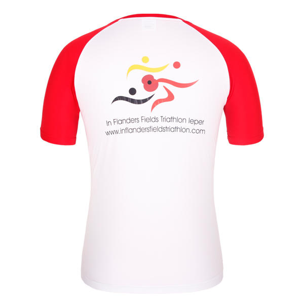 men polyester custom sublimation baseball  t shirt