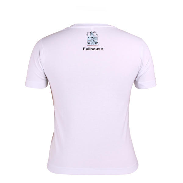 100%cotton commercial custom order t shirts