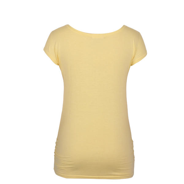yellow t shirt Casual Custom Design