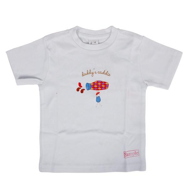 Custom printing white little girls clothing