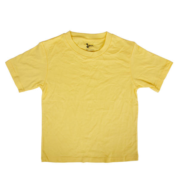 custom cheap Pure cotton plain children outfit