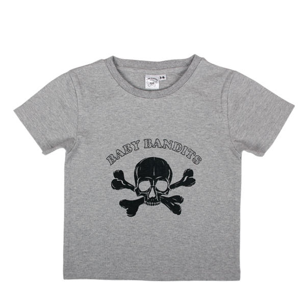style 4 year old t shirt long round for children