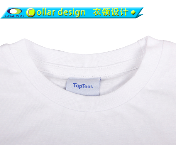 Global Weiye cartoon cool kids t shirts polyester for children-4