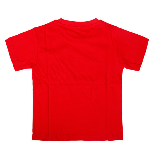 Red t shirt for girls boutique clothing