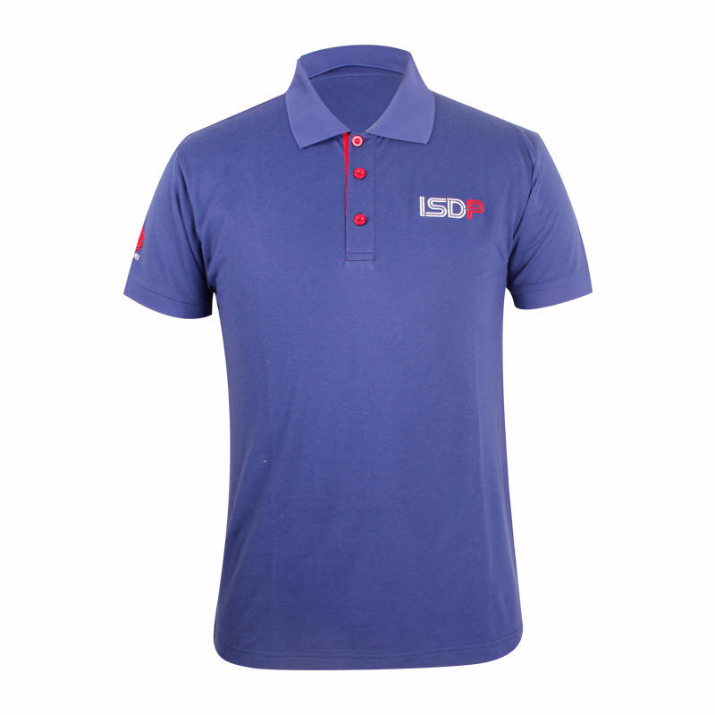 short sleeve polo shirt Hot Selling Latest Design