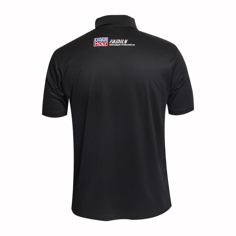 custom polo polo shirts in China factory