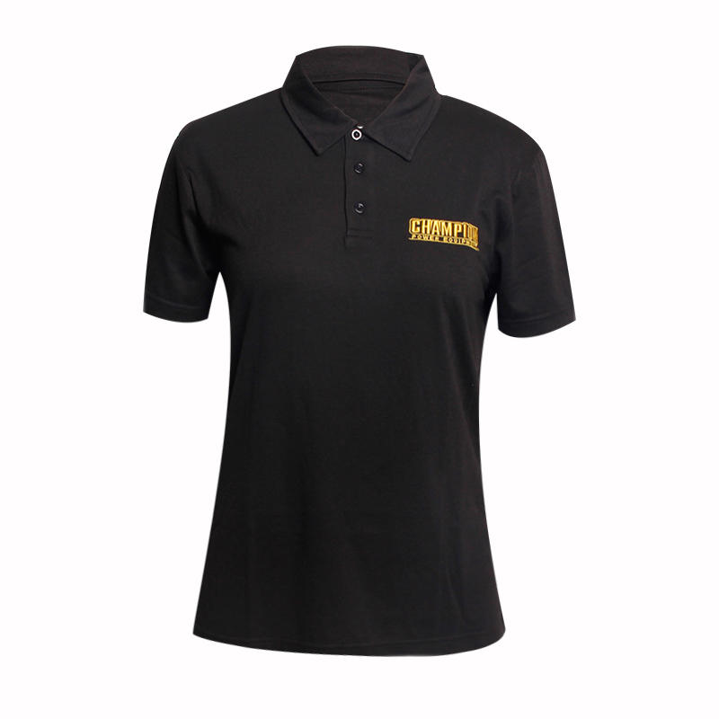 Lady's slim fit polo shirts