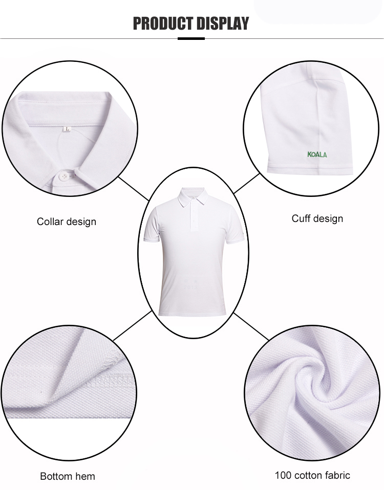 pockets fitted polo shirts sleeves for guys-4