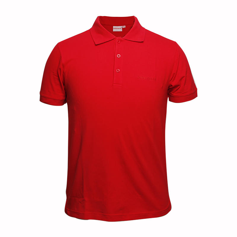 red polo shirt cheap in china