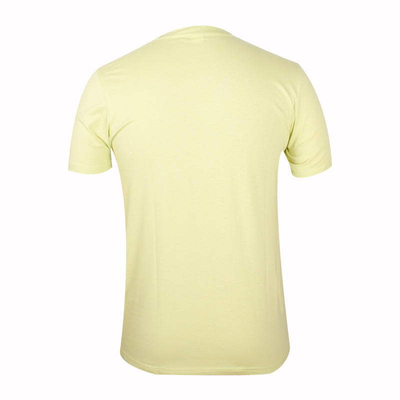 light yellow blank t shirts