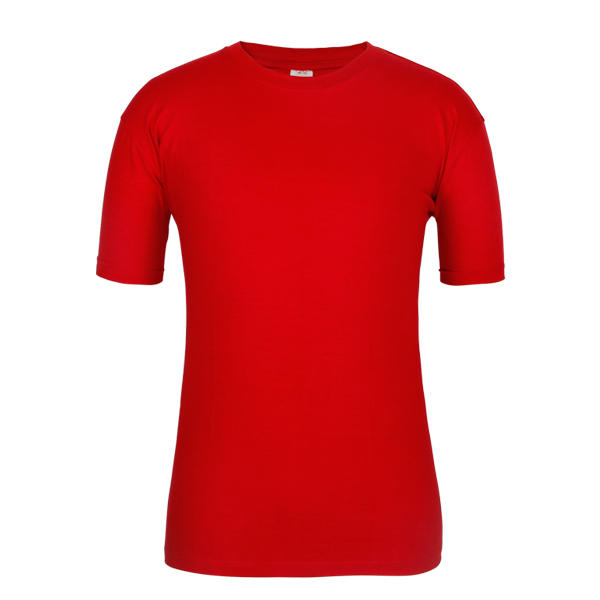 cheap plain t shirts red color