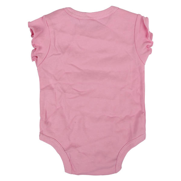 Newborn baby girl clothes with short sleeves