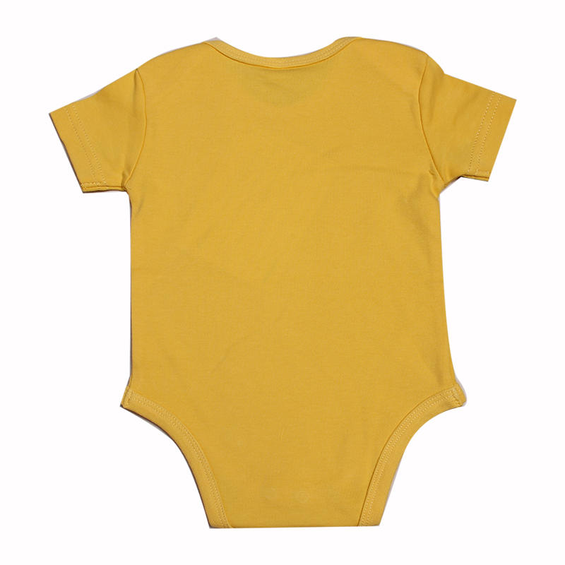 Classic unisex baby clothes with blank