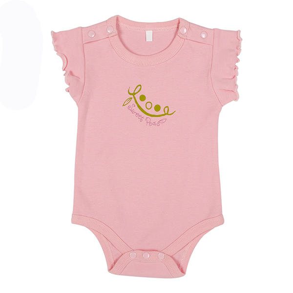 printing newborn girl clothes in classic design