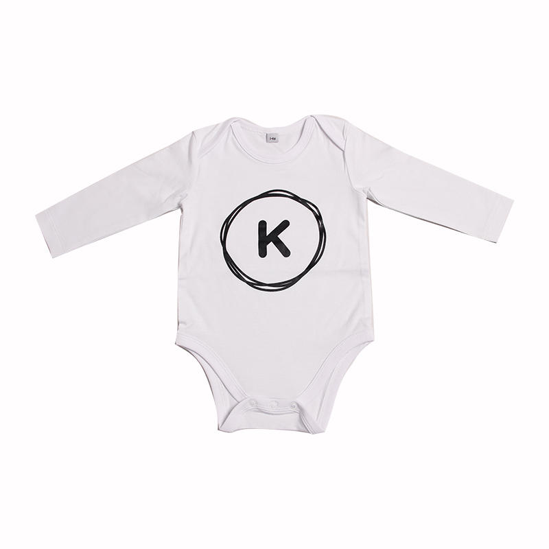 Long sleeves newborn baby boy clothes
